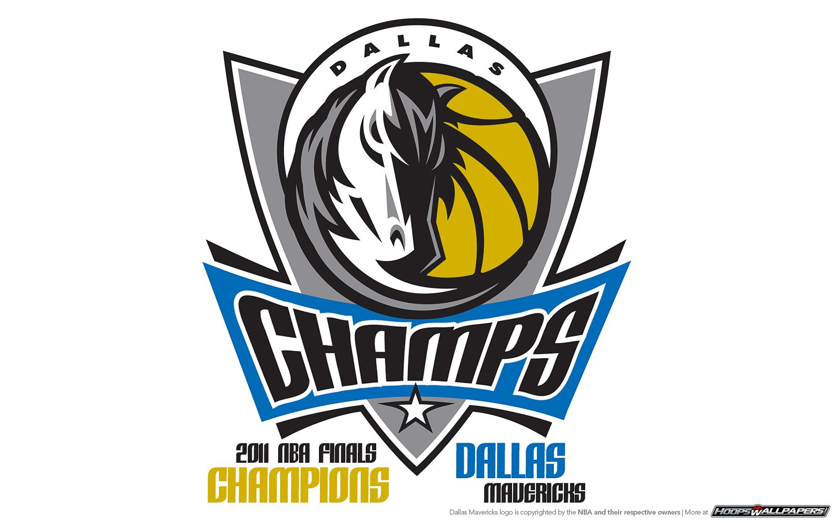 dallas-mavericks-nba-champions-logo-wallpaper