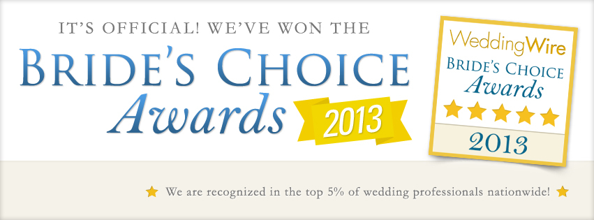 wedding wire brides choice award 2013 event elements